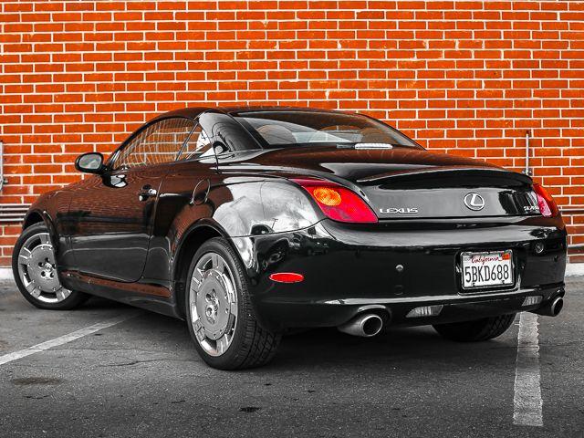 2003 Lexus SC 430 Burbank, CA 6