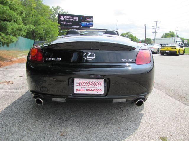 2003 Lexus SC 430 St. Louis, Missouri 1