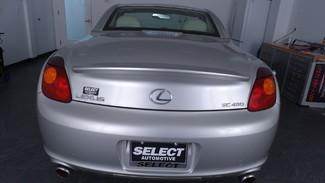 2003 Lexus SC 430 Virginia Beach, Virginia 7