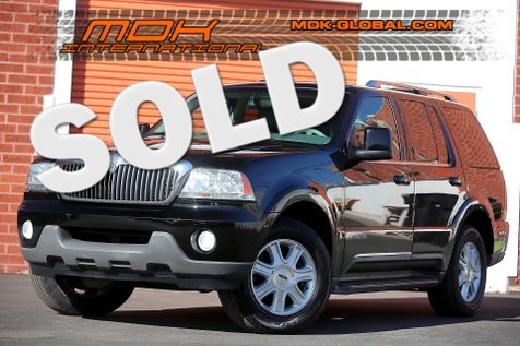 2003 Lincoln Aviator Premium - Leather - 4.6L V8 - 3rd row in Los Angeles