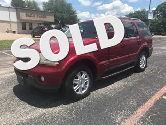 2003 Lincoln Aviator in Ft. Worth TX