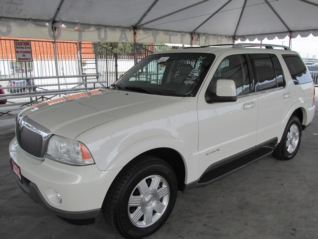 2003 Lincoln Aviator Luxury Please call or e-mail to check availability All of our vehicles are