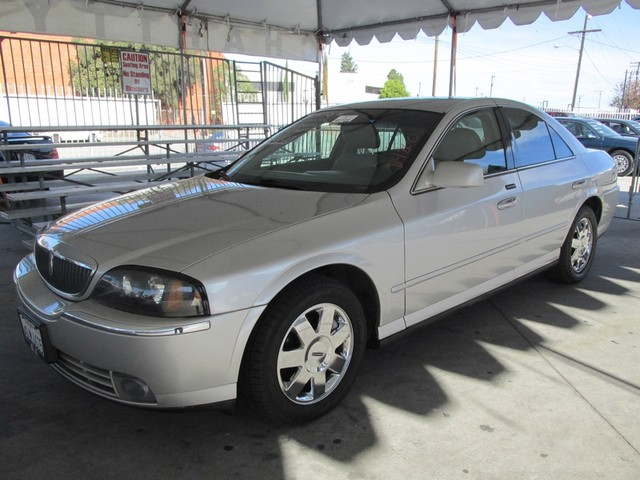 2003 Lincoln LS Base Please call or e-mail to check availability All of our vehicles are availab