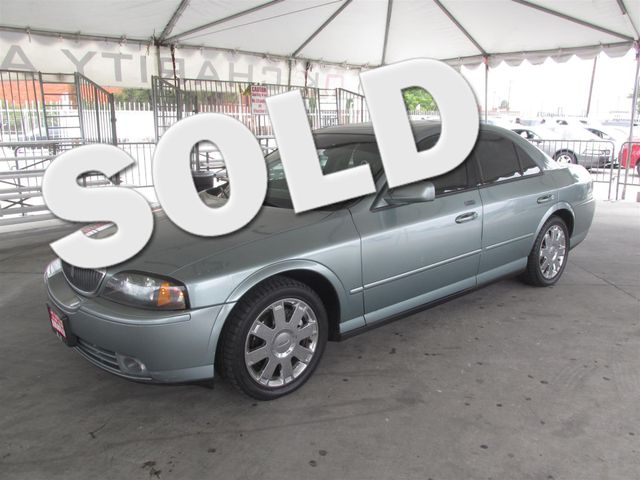 2003 Lincoln LS Sport Please call or e-mail to check availability All of our vehicles are avail