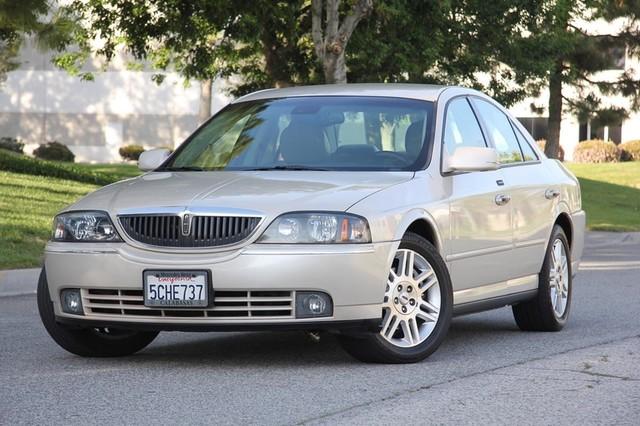 2003 Lincoln LS Sport Santa Clarita, CA 4