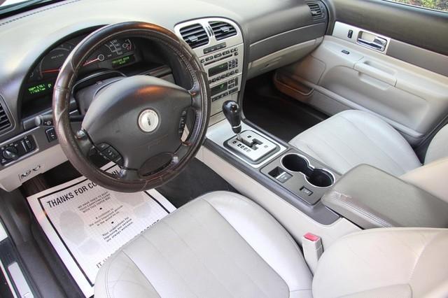 2003 Lincoln LS Sport Santa Clarita, CA 8