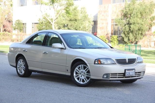 2003 Lincoln LS Sport Santa Clarita, CA 1