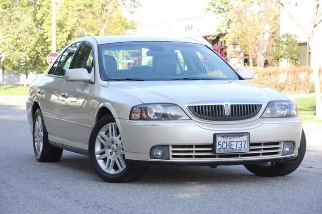 2003 Lincoln LS Sport Santa Clarita, CA 3