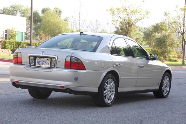 2003 Lincoln LS Sport Santa Clarita, CA 12