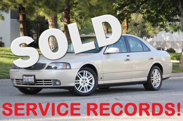 2003 Lincoln LS Sport Santa Clarita, CA 0