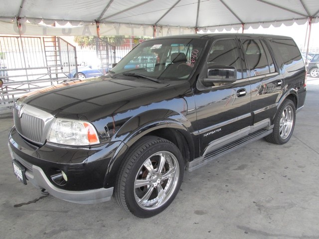 2003 Lincoln Navigator Ultimate Please call or e-mail to check availability All of our vehicles