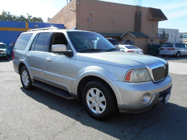 2003 Lincoln Navigator Luxury Limited warranty included to assure your worry-free purchase AutoCh