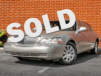 2003 Lincoln Town Car Cartier L Burbank, CA