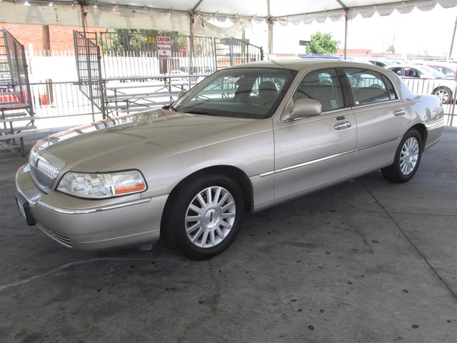 2003 Lincoln Town Car Executive Please call or e-mail to check availability All of our vehicles