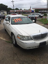 2003 Lincoln Town Car Signature Kenner, Louisiana