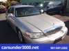 2003 Lincoln Town Car Executive Lake Worth , Florida