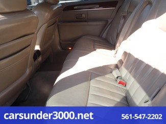 2003 Lincoln Town Car Executive Lake Worth , Florida 7