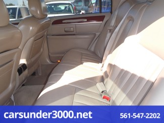 2003 Lincoln Town Car Executive Lake Worth , Florida 8