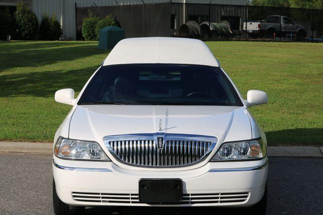 2003 Lincoln TOWN CAR  HEARSE EUREKA CONVERSION Mooresville, North Carolina 1