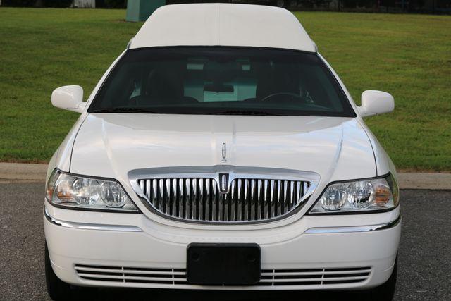 2003 Lincoln TOWN CAR  HEARSE EUREKA CONVERSION Mooresville, North Carolina 68