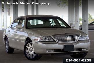 2003 Lincoln Town Car Cartier Premium Plano, TX
