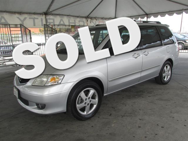 2003 Mazda MPV ES This particular Vehicle comes with 3rd Row Seat Please call or e-mail to check