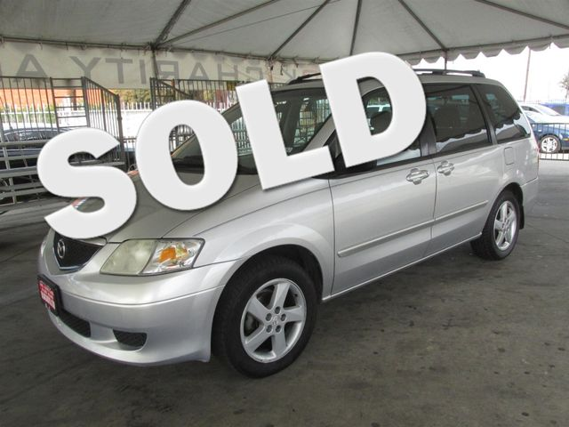 2003 Mazda MPV LX This particular Vehicle comes with 3rd Row Seat Please call or e-mail to check