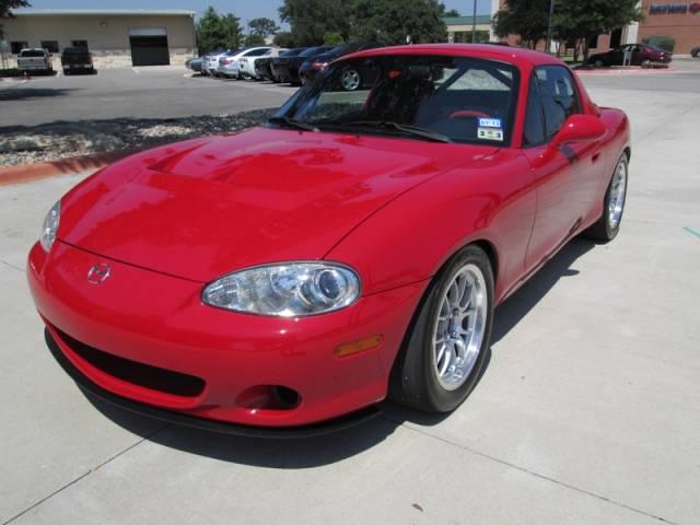 2003 Mazda MX-5 Miata LS Austin , Texas 0