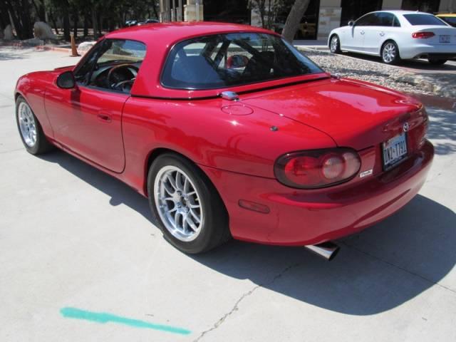 2003 Mazda MX-5 Miata LS Austin , Texas 2