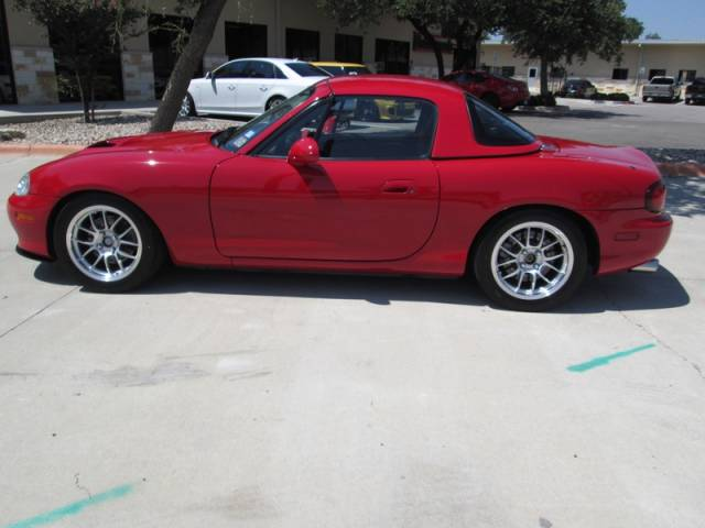 2003 Mazda MX-5 Miata LS Austin , Texas 4
