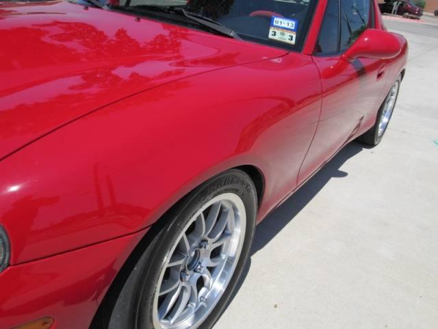 2003 Mazda MX-5 Miata LS Austin , Texas 6