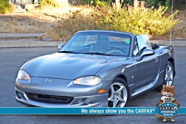 2003 Mazda MX-5 MIATA LS 5-SPEED MANUAL ONLY 88K MLS 1-OWNER A/C SERIVCE RECORDS Woodland Hills, CA 0