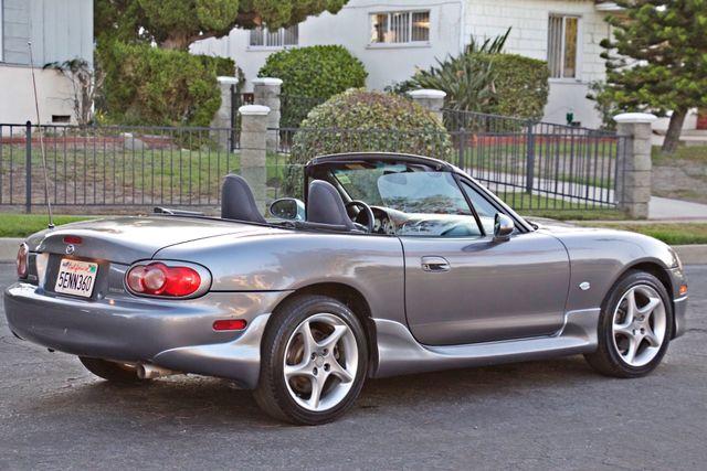 2003 Mazda MX-5 MIATA LS 5-SPEED MANUAL ONLY 88K MLS 1-OWNER A/C SERIVCE RECORDS Woodland Hills, CA 8