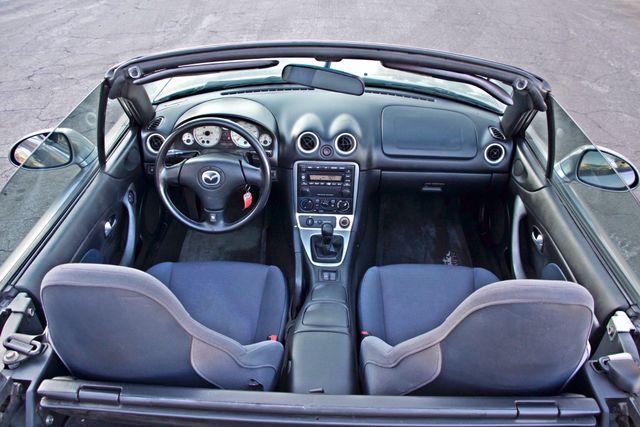 2003 Mazda MX-5 MIATA LS 5-SPEED MANUAL ONLY 88K MLS 1-OWNER A/C SERIVCE RECORDS Woodland Hills, CA 19