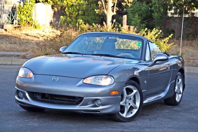 2003 Mazda MX-5 MIATA LS 5-SPEED MANUAL ONLY 88K MLS 1-OWNER A/C SERIVCE RECORDS Woodland Hills, CA 13
