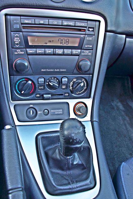 2003 Mazda MX-5 MIATA LS 5-SPEED MANUAL ONLY 88K MLS 1-OWNER A/C SERIVCE RECORDS Woodland Hills, CA 22