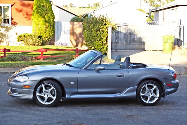 2003 Mazda MX-5 MIATA LS 5-SPEED MANUAL ONLY 88K MLS 1-OWNER A/C SERIVCE RECORDS Woodland Hills, CA 3