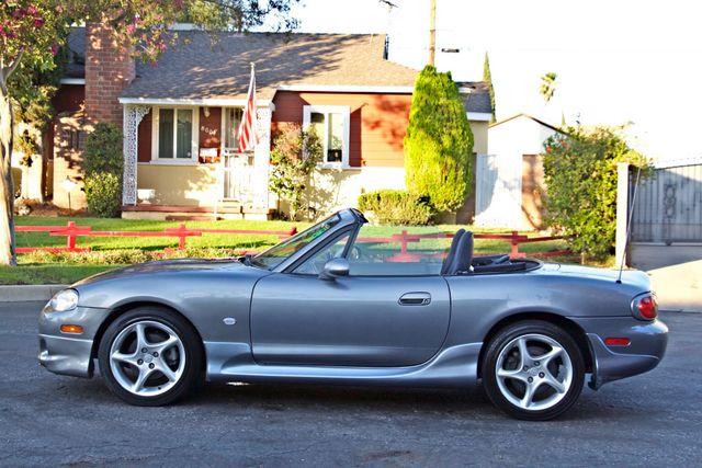 2003 Mazda MX-5 MIATA LS 5-SPEED MANUAL ONLY 88K MLS 1-OWNER A/C SERIVCE RECORDS Woodland Hills, CA 4