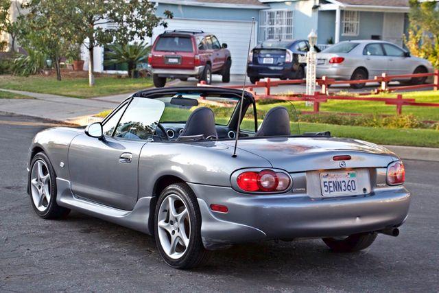 2003 Mazda MX-5 MIATA LS 5-SPEED MANUAL ONLY 88K MLS 1-OWNER A/C SERIVCE RECORDS Woodland Hills, CA 5