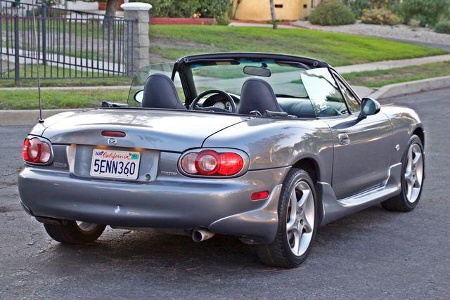 2003 Mazda MX-5 MIATA LS 5-SPEED MANUAL ONLY 88K MLS 1-OWNER A/C SERIVCE RECORDS Woodland Hills, CA 7