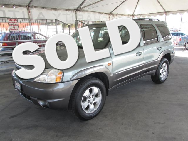 2003 Mazda Tribute LX Please call or e-mail to check availability All of our vehicles are avail