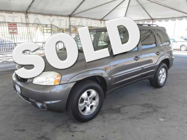2003 Mazda Tribute ES Please call or e-mail to check availability All of our vehicles are avail
