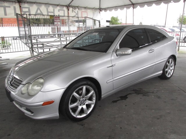 2003 Mercedes C230 18L Please call or e-mail to check availability All of our vehicles are ava