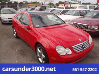 2003 Mercedes-Benz C230 1.8L Lake Worth , Florida