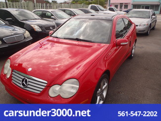 2003 Mercedes-Benz C230 1.8L Lake Worth , Florida 1