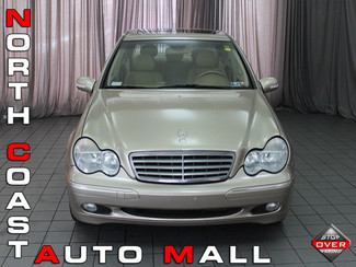 2003 Mercedes-Benz C240 2.6L in Akron, OH