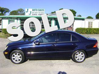 2003 Mercedes-Benz C240 in Fort Pierce, FL