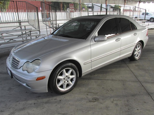 2003 Mercedes C240 26L Please call or e-mail to check availability All of our vehicles are ava