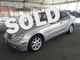2003 Mercedes-Benz C240 2.6L Gardena, California