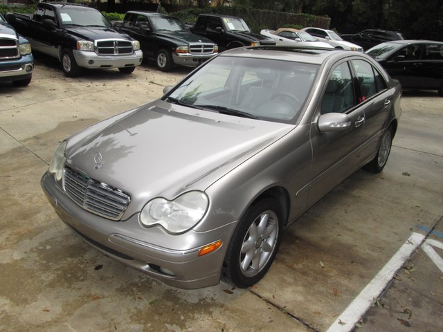 2003 mercedes benz c class 4 dr c240 sedan for sale in for Florida mercedes benz
